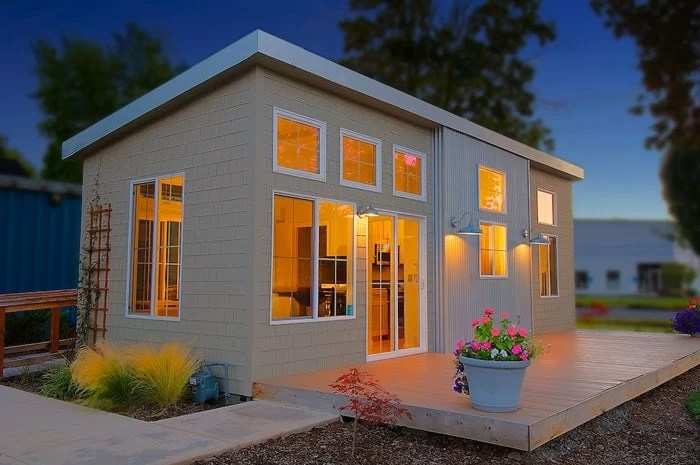 One Company's Mission To Reinvent The Modular Home As Hip And