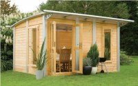 Three Cozy Backyard Sheds You Can Customize