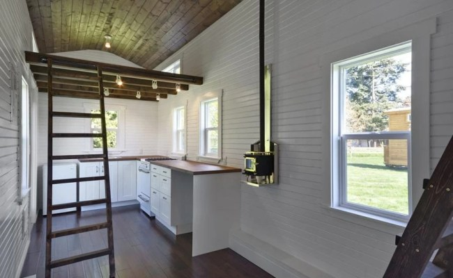 The Loft Provides A Generous 224 Square Foot Layout