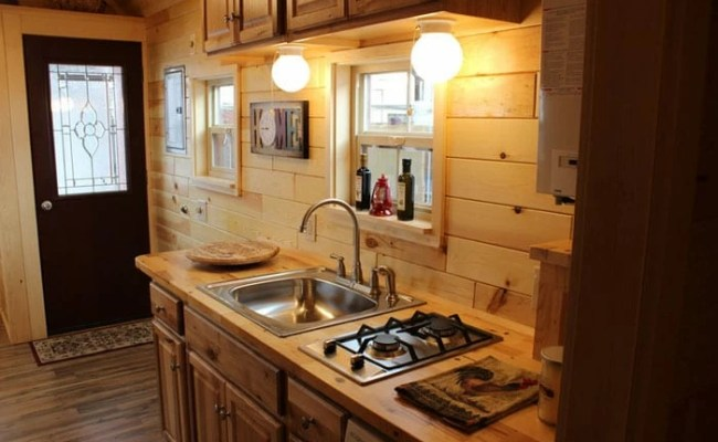 12 Tiny House Kitchen Designs We Love