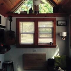 Small Flat Screen Tv For Kitchen Cheap Knobs Tiny Farmhouse's Amazing Awaits The Harvest