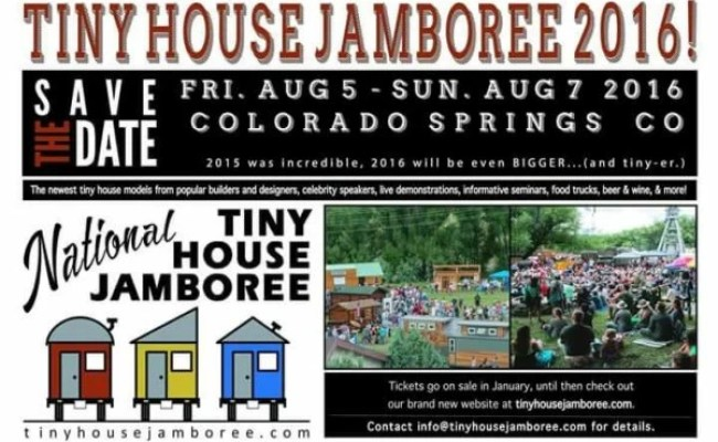Top Five Tiny House Festivals For 2016 Plus One More
