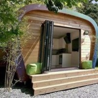 Three Cozy Backyard Sheds You Can Customize - Tiny House ...