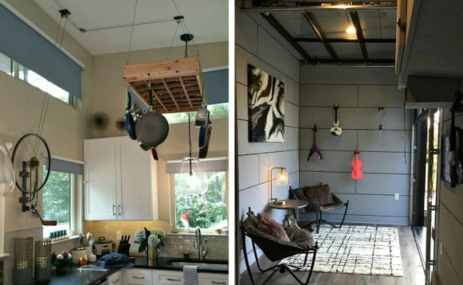 Musician S Amplified Tiny House Lets Her Take The Show On