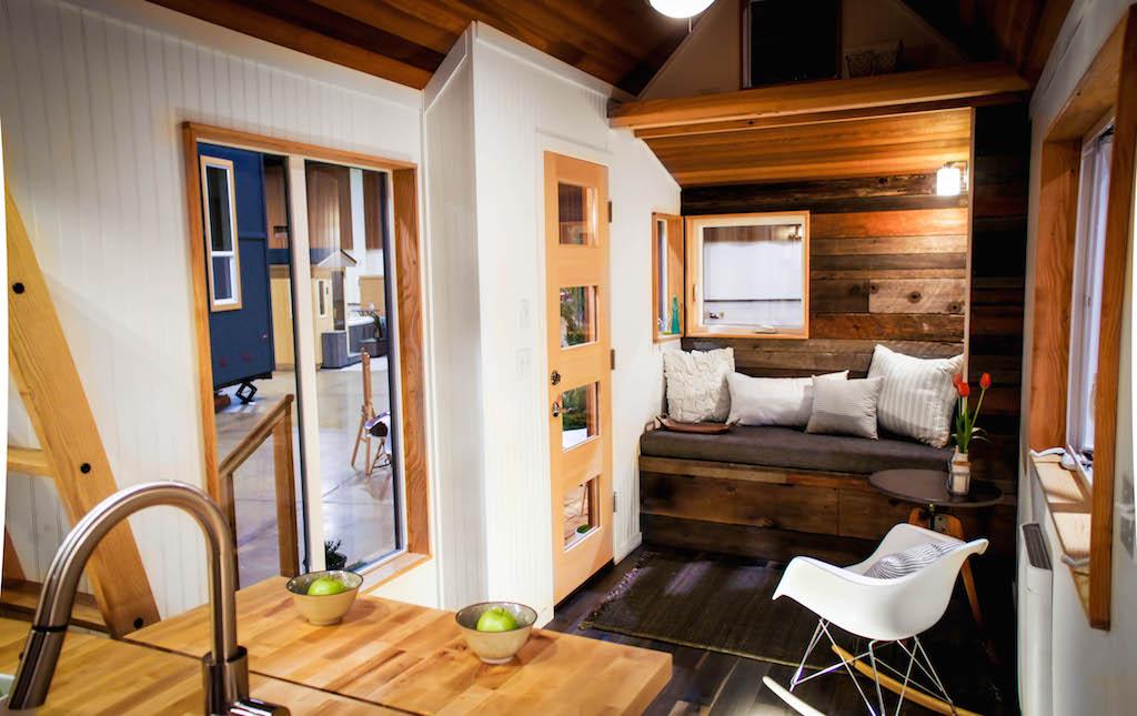 Kootenay Tiny Home  Tiny House France