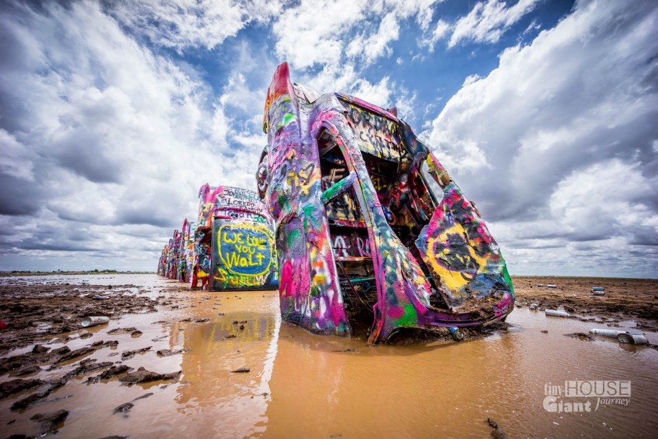 Cadillac Ranch - 0001