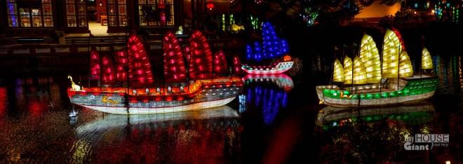Zheng He's Fleet