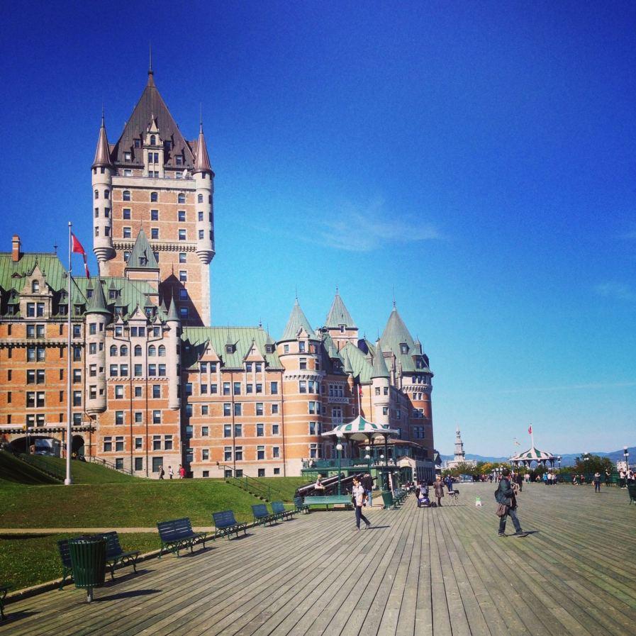 Hotel Frontenac Quebec City