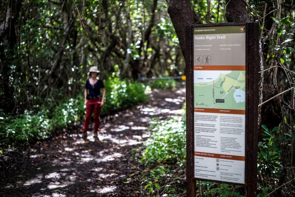 Snake Bite Trail