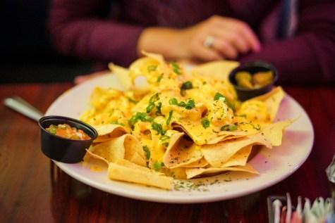 @801: Seafood Nachos
