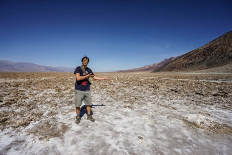 Death Valley Badwater Basin - 0005