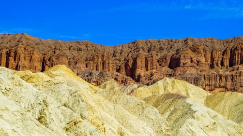 Death Valley Golden Canyon - 0003