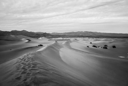 Death Valley Sand Dunes - 0004