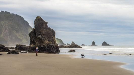 Oregon Coast Short Beach - 0003