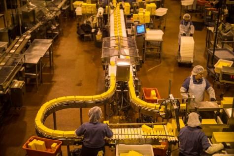 Tillamook Cheese Factory - 0001