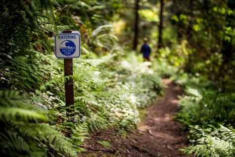 Damnation Creek Trail Hike - 0003