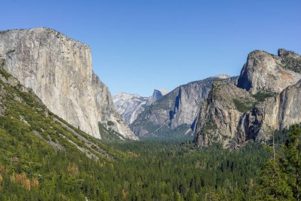 Tunnel View - Day