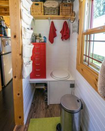 "Chris & Malissa' Seattle Based ""tiny Tack House"""