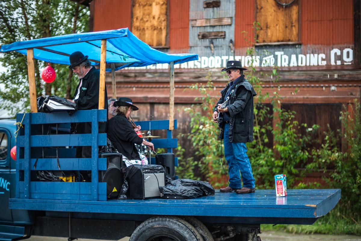 Canada Day Dawson City Parade - 0004