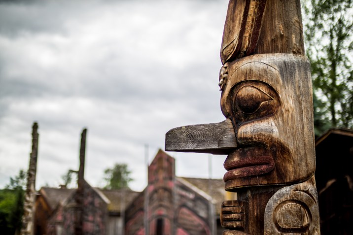Hazelton Ksan Historical Village - 0005