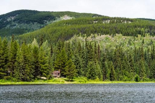 Recreational Campsite - Taltzen Lake