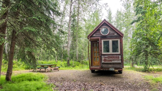 Yukon River Government Campground
