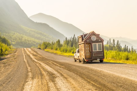 Tiny House Yukon