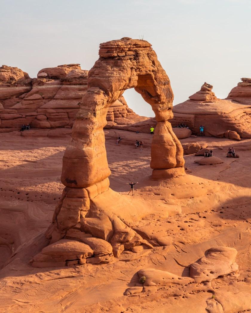 Arches Delicate Arch - 0016