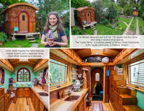 LIna's Lucky Penny Tiny Home