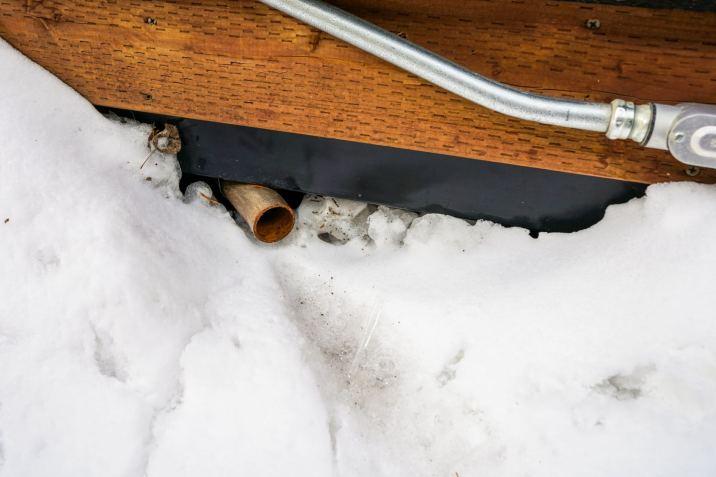 Propane Water Heater Vent