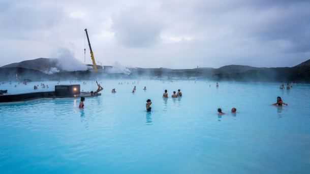 Blue Lagoon The Beauty Amp The Beast Of Iceland
