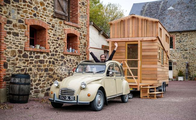 French Tiny House Movement Growing With La Tiny House
