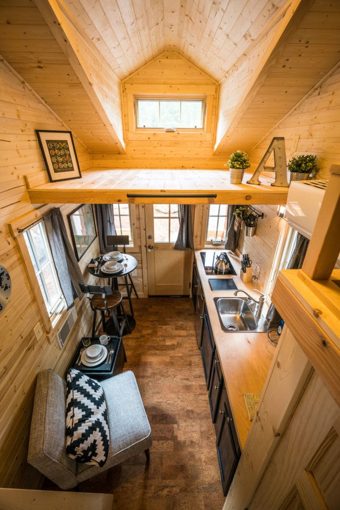 Mt Hood Tiny House Village Atticus Tumbleweed - 0025