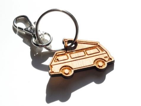 Van Key Chain