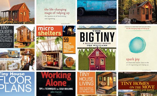 Best Tiny House Books For Inspiration Downsizing