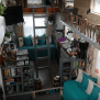 Hoarder Moves Into A Tiny House To Curtail Compulsive