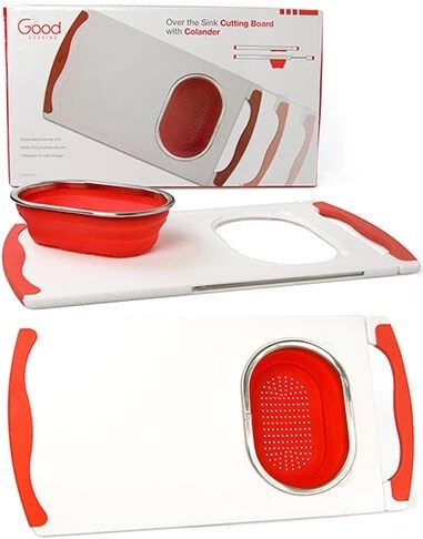 Good-Cooking-over-the-sink-chopping-board-and-colander