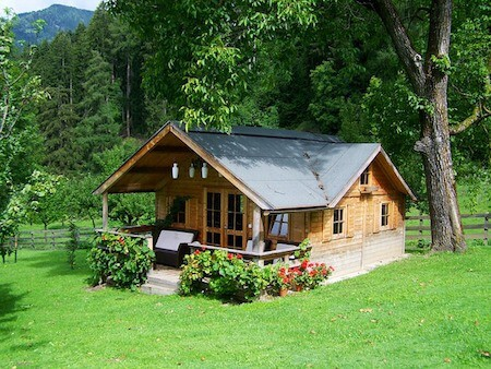 small-wooden-house