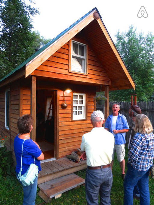 Try Out Tiny Living With This Airbnb Small House Tiny