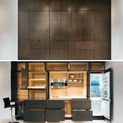 Mini Kitchen Island Vinyl Flooring Take A Hidden Kitchen, Any Day! – Tinyhousejoy