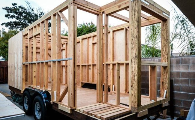 So You Want To Build A Tiny House Tiny House Listings