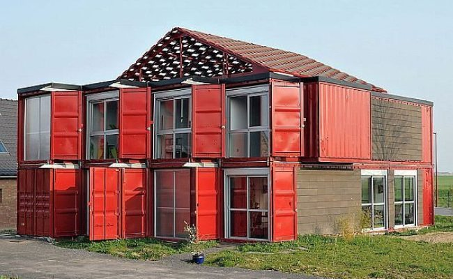 Shipping Container Homes In Canada And Beyond Tiny House