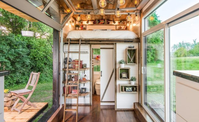 The Tiny House With Everything Tiny House Listings Canada