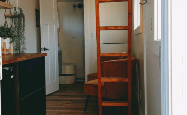 Perfect For Airbnb Tiny House Listings Canada