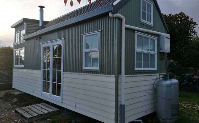 Top 5 Tiny House Airbnb S In Nz North Island Tiny