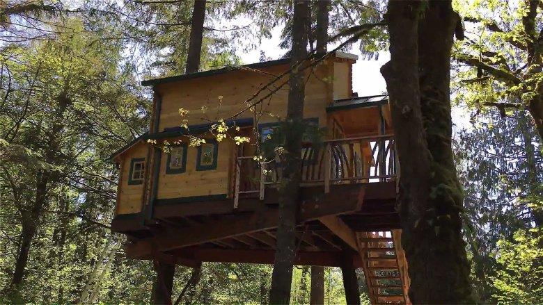 Amazing Treehouse By Realwood Tiny Homes Tiny House Lover
