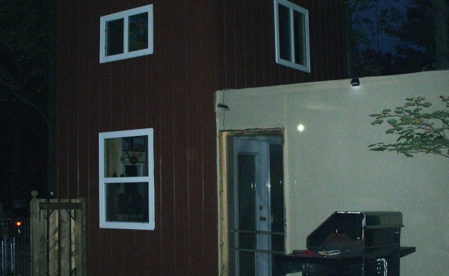 Building Code Tiny House Ontario