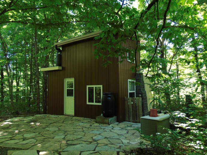 Tiny House Ontario To Fill This Life With Words Art