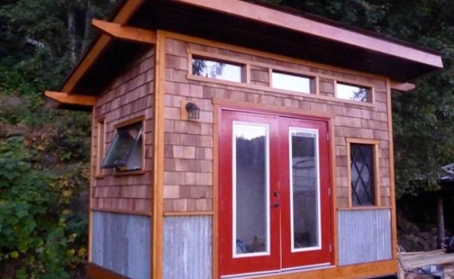 Nelson Bc Canada Tiny House On Wheels Builder Tiny