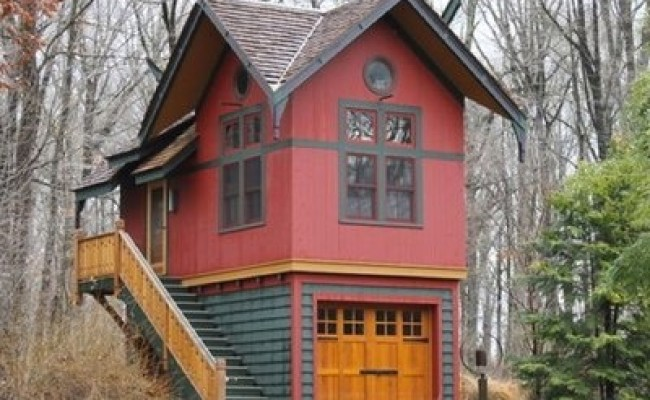 Tiny Garage Cottage Tiny House Pins